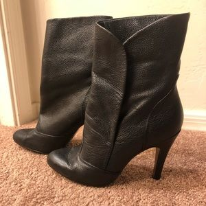 Report Leather Boots